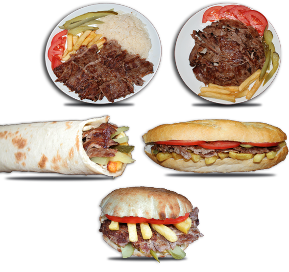 Doner Kebab Png Doner Kebabs Takeaways