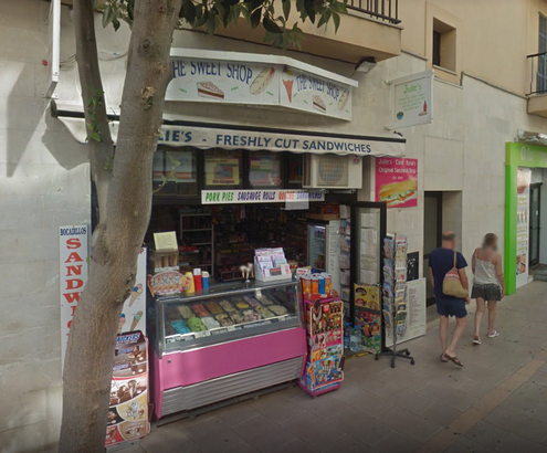 Julies FOODS Sandwich Bar Cala Bona Majorca
